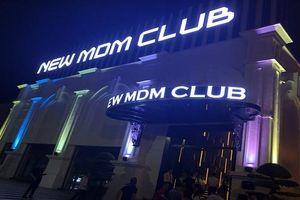 Thâm nhập thánh địa tiệc tùng New MDM Club tại Hải Phòng