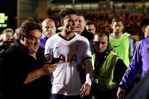 HLV Pochettino 'cạn lời' khi Tottenham thua sốc đội bóng hạng 4