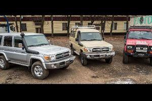 Land Cruiser chạm mốc 10 triệu xe bán ra - Chiếc SUV đưa tên tuổi Toyota tới thế giới