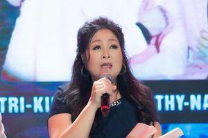 NSND Hồng Vân: 'Tôi không quá thiếu thốn phải nhận tiền đút lót của thí sinh'