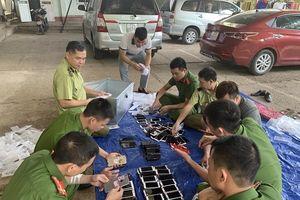Lạng Sơn: Thu giữ hơn 300 điện thoại iPhone nhập lậu