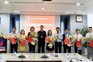 PVEP bổ nhiệm lãnh đạo các Ban/Văn phòng Tổng Công ty