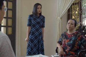 Hoa hồng trên ngực trái tập 15: Mẹ chồng San thừa nhận hãm hại con dâu