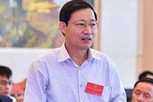 Kỷ luật Phó Chủ tịch tỉnh Hòa Bình