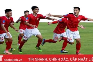 Hồng Lĩnh Hà Tĩnh và bài toán nhân sự cho V.League