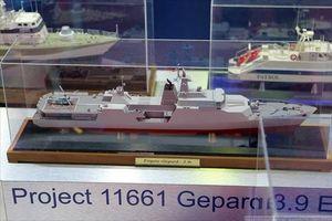 Cặp Gepard 3.9 thứ ba của Việt Nam sẽ có cấu hình vũ khí mạnh hơn phương án Nga đề xuất