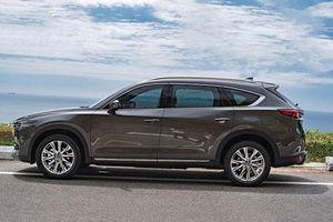 Những ưu điểm giúp Mazda CX-8 có thể 'thách thức' Toyota Fortuner, Hyundai Santa Fe