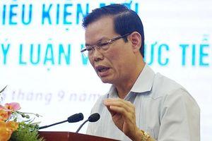 Ông Triệu Tài Vinh: 'Tôi chỉ được bồi dưỡng 4 ngày làm Ủy viên Trung ương Đảng'