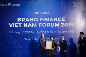 Nhiều DN viễn thông đạt thương hiệu giá trị nhất Việt Nam