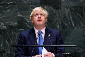Thủ tướng Anh Boris Johnson đối mặt với áp lực từ chức