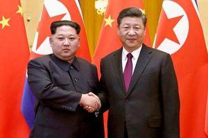 Hé lộ thời điểm Chủ tịch Triều Tiên Kim Jong-un thăm Trung Quốc