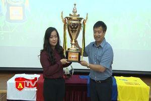 Chính thức khởi động giải bóng đá học sinh THPT Hà Nội – báo ANTĐ lần thứ XIX