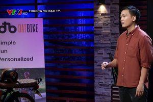 Shark Tank tập 10: Bỏ Silicon Valley về Việt Nam khởi nghiệp xe máy điện, startup bị dàn shark 'vùi dập' không thương tiếc trước khi được shark Hưng đầu tư
