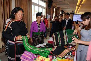 UNDP hỗ trợ phụ nữ dân tộc thiểu số tỉnh Đăk Nông phát triển kinh doanh với công nghệ 4.0