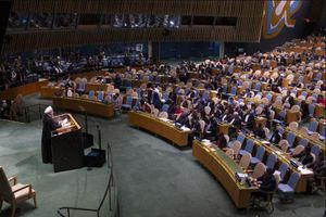Iran: 'Trung Đông nên là hàng xóm của nhau, không phải với Mỹ'