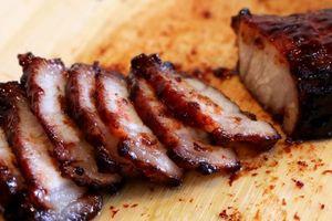 Làm thịt xá xíu thơm ngon như đầu bếp chuyên nghiệp