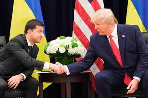 Ông Trump vẫn khẳng định không ép TT Ukraine điều tra đối thủ