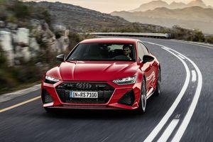 Audi RS7 Sportback 2020 siêu tốc độ bắt đầu bán tại châu Âu