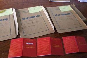 Phát hiện hơn 700 hồ sơ hưởng chế độ hóa học có sai sót