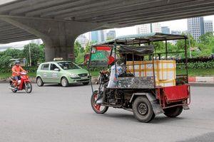 Có nên cho xe 3 bánh lưu thông tại đô thị có sản xuất nông nghiệp?