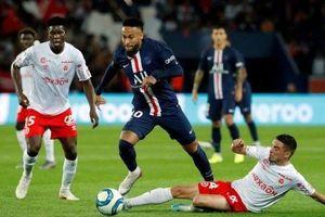 PSG thua sốc Reims ngay trên sân nhà