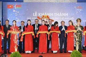 Phó Thủ tướng Belarus thăm, làm việc với tỉnh Hưng Yên