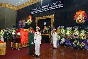 Tổ chức trọng thể Lễ tang Đại tá, Anh hùng Lực lượng vũ trang nhân dân Nguyễn Văn Bảy