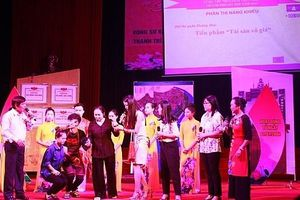 Cuộc thi Hòa giải viên giỏi TP Hà Nội 2019: 9 đội xuất sắc vào vòng chung khảo cấp thành phố