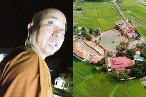 Tu sĩ Thích Thanh Toàn trụ trì chùa Nga Hoàng bị đình chỉ chức vụ