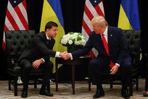 Ông Zelensky hé lộ TT Trump hứa giúp 'lấy lại' Crimea cho Ukraine