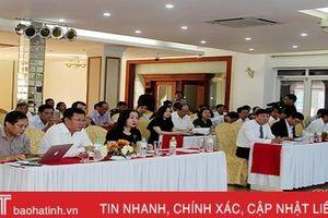 Xác lập quyền sở hữu trí tuệ, nâng cao giá trị sản phẩm OCOP của Hà Tĩnh