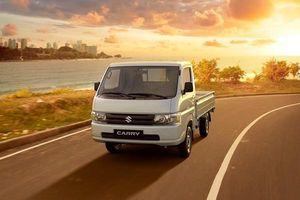 Suzuki giới thiệu Super Carry Pro 2019, xe tải nhẹ hàng đầu thế giới cho khách Việt