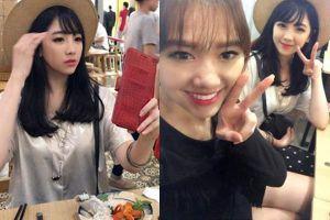 Ai cũng biết Hari Won có 2 em gái nhưng nhan sắc cô thứ 2 làm ai cũng phải ngước nhìn vì quá nổi bật