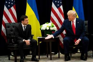 Nội dung cuộc điện đàm gây tranh cãi giữa lãnh đạo Mỹ và Ukraine
