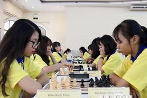 Khởi tranh Giải vô địch cờ vua đồng đội toàn quốc-Cup TPBank