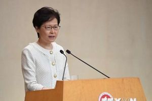 Hong Kong: Đối thoại cộng đồng cởi mở với Trưởng Đặc khu hành chính