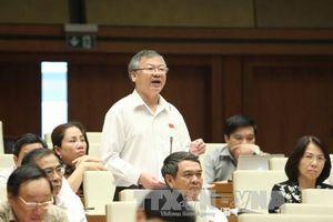 Ủy ban Thường vụ Quốc hội cho thôi làm nhiệm vụ đại biểu Quốc hội đối với ông Hồ Văn Năm