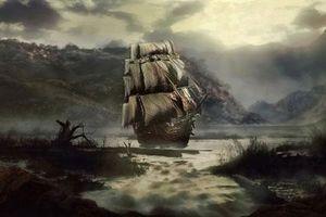 Rợn người tàu ma Mary Celeste và bí ẩn hơn 100 năm chưa biết đến!