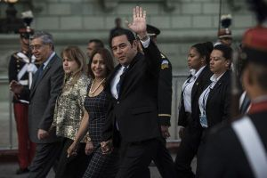 Quốc hội Guatemala xem xét công việc của cơ quan chống tham nhũng