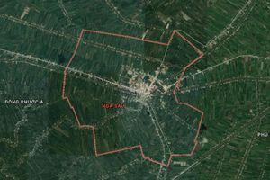 Hậu Giang sơ tuyển nhà đầu tư Dự án Khu đô thị mới Ngã Sáu