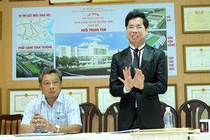 Danh ca Ngọc Sơn làm phó Chủ tịch Hội Thể thao Đại học và Chuyên nghiệp TP.HCM: Chữ tâm và chữ tình