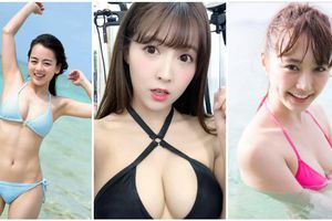 Các mỹ nhân Nhật có gương mặt ngây thơ nhưng body bốc lửa khó tin