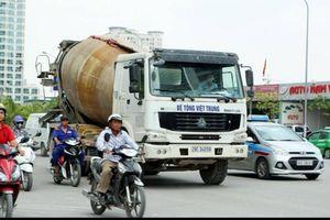 Vì sao giảm tốc độ tối đa với xe tải hạng nặng?