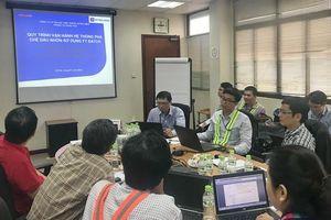 Lần đầu tiên Việt Nam triển khai phần mềm FT Batch trong pha chế dầu nhờn