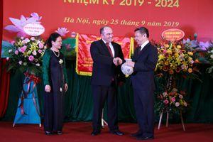 Tuy cách xa về địa lý nhưng nhân dân Việt Nam và Belarus gắn bó như anh em thân thiết