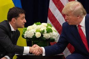 Hé lộ nội dung điện đàm Mỹ - Ukraine: Sóng ngầm lại nổi