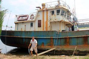 Nguồn lợi thủy sản giảm sút, nhiều tàu cá 67 phải nằm bờ
