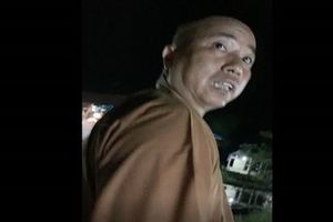 'Gạ tình' nữ nhà báo, sư Toàn bị đình chỉ trụ trì chùa Nga Hoàng