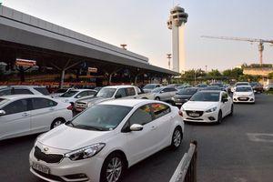 Đề xuất sử dụng đất gần sân bay Tân Sơn Nhất làm bãi đỗ taxi