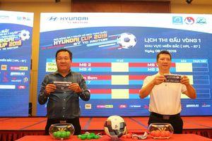Ngoại hạng phủi nâng tầm thành giải bóng đá 7 người vô địch toàn quốc